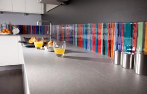 Проектирование стеклянных фартуков недорого